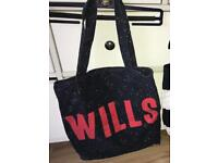 Jack wills shopper bag