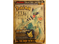 Pokemon-Master-Guide-Nintendo-Official-Magazine-Special Collectors Edition #6