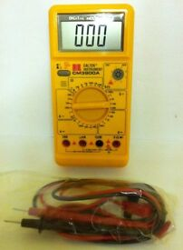 MULTIMETER CM3900A ( NEW, BOXED ) GOOD QUALITY UNIT IDEAL GIFT