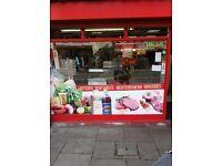 Butchery/grocery shop