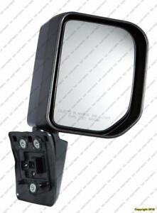 Door Mirror Manual Passenger Side Without Special Edition Without Lamp Ptm Toyota FJ Cruiser 2007-2013
