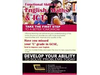Functional Skills Math and English Classes in Ilford 020337111 23