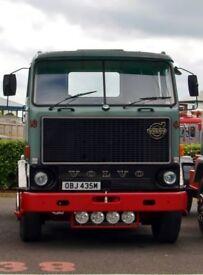 Volvo F88 Classic Tractor Unit