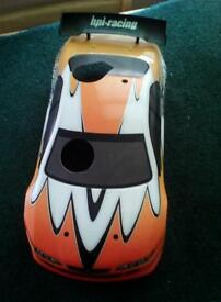 Nitro rc body shell