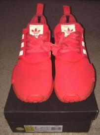 Adidas NMD R1 'Solar Red' UK Size 12