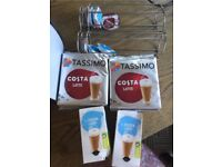 Bosch Tassimo Coffee Machine with pods