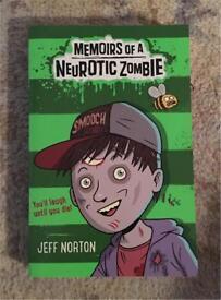 Signed copy of Children's Novel Jeff Norton