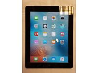 APPLE IPAD 2 16GB WIFI & CELLULAR 3G EE WITH RECEIPT