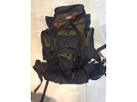 100l Outdoor Gear Rucksack (never been used) £70 rrp £108