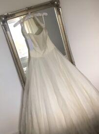 *BRAND NEW* Stunning Caroline Castigliano Wedding Dress size 10 RRP £2299