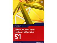 Edexcel AS and A Level Modular Mathematics S1