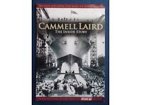 Cammell Laird - the Inside Story - softback book. Very good condition. Free Post to UK addresses.