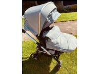 silver cross pram/push chair