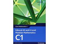 Edexcel AS and A Level Modular Mathematics C1