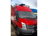 Ford Transit LWB Hi Roof 115ps T350 MOT 17 £2995