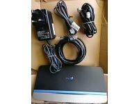 BT Home Hub 5 Type B Dual Band Wireless Fibre Router with cables