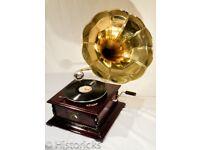Replica Gramophone Player