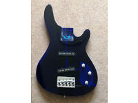 5-string loaded Bass guitar body £40 * PROJECT*