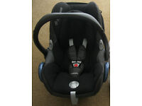 Maxi-Cosi Car seat with Family Fix base