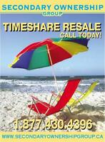 Secondary Ownership Group / Timeshare Resales