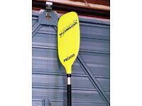 left handed paddle for Kayak