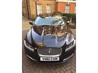 Premium Luxury 2011 Jaguar XF 3.0 TD V6 Diesel BLUE