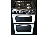 NEWWORLD USED GAS COOKER + FREE BH ONLY POSTCODES DELIVERY & 3 MONTHS GUARANTEE