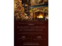 A Holiday Celebration of Chamber Music