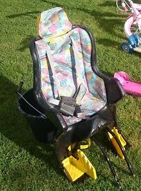 Kid / child bike seat