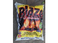 Premium Smokeless Coal unopened BBQ Charcoal Briquettes - £ 5 per 20kg bag