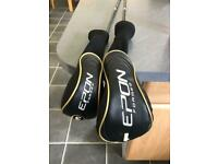 Epon 105 Driver and 3 Wood