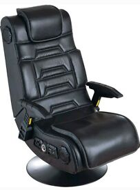 X ROCKER GAMING CHAIR VERY GOOD CONDISTION