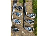 Callaway x22 golf clubs