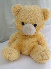 Golden Teddy Bear Soft Toy