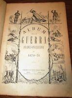 Album Della Guerra Franco - Prussiana 1870 71 -  - ebay.it