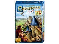 Board Games - Carcassone / EVO / King of tokyo / Risk / Origin / Firefly / Sushi Go! / Dreadfleet