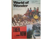 Vintage 1970's 'World of Wonder' magazine edition number 211.