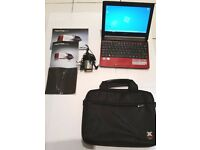 """Acer Aspire One 533 Mini Laptop Netbook 11.6"""" - VERY GOOD CONDITION - UPGRADED 2GB RAM - WITH CASE"""