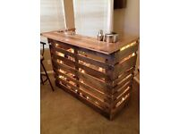 Home Bar - BESPOKE MADE TO ORDER