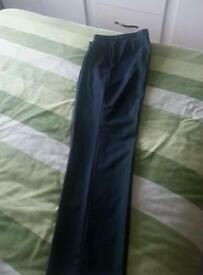 Blue trousers from Marks and Spencers