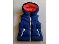 Lovely Next body warmer gillet age 7 y