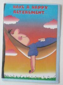 Retirement Fun Cards – Medium
