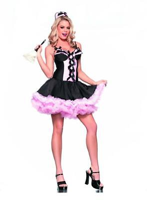 Stewardess Halloween Costumes (sexy BE WICKED sassy MAID naughty FRENCH hostess halloween PARTY costume)