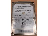 "Samsung Spinpoint ST750LM022 750GB 2.5"" SATA Laptop Hard Drive"