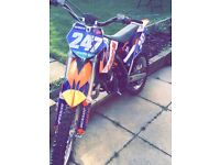 85 KTM SX 2013 as new condition, Low Hours, All Paperwork