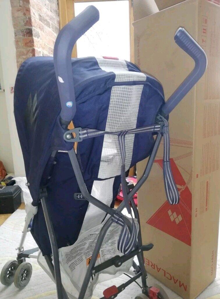 Maclaren Mark Ii Ultralight Buggy Stroller In Sheffield South