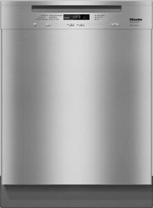 Miele G 6625 SCU Pre-finished full-size dishwasherwith visible control panel 3D cutlery tray water softener