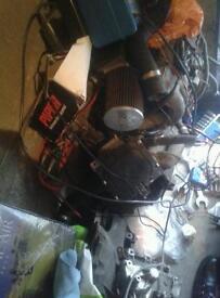 Vauxhall astra mk1 gte engine not npva corsa pr c20xe