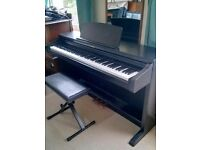 Technics Digital Piano - Perfect for learners, experienced players, both classical and jazz legends!