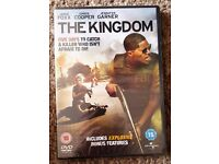 DVD - New/Unopened 'The Kingdom'